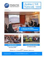 ACSRN Newsletter Issue 89 Volume 8