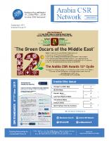 ACSRN Newsletter Issue 97 Volume 8