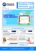 ACSRN Newsletter July 2020