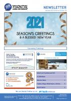 ACSRN Newsletter Januray 2021