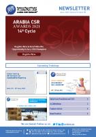 ACSRN Newsletter June 2021